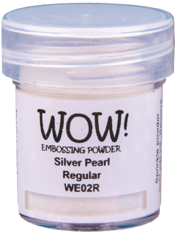 WE02 Silver Pearl
